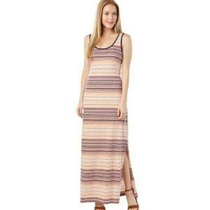 Tommy Hilfiger Striped Maxi Dress NWT